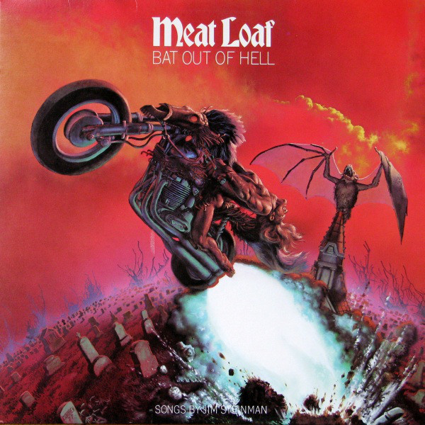 MeatLoaf -Bat Out Of Hell 1977
