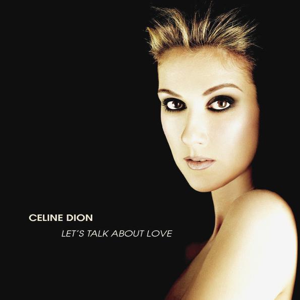 céline dion let's talk about love